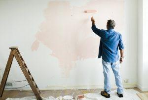 Paint walls pink