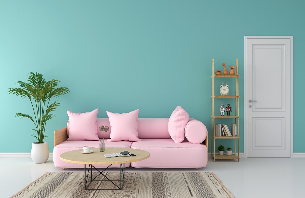 Colors to Make Your Small Space Look Big