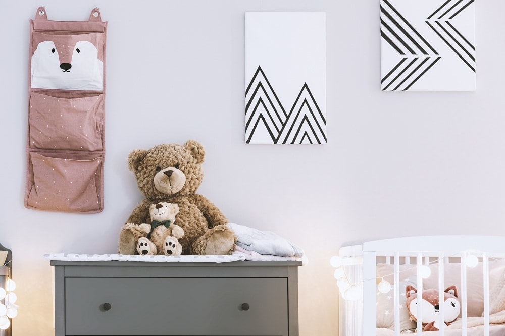 Choosing a Paint Theme for Your Kid's Room