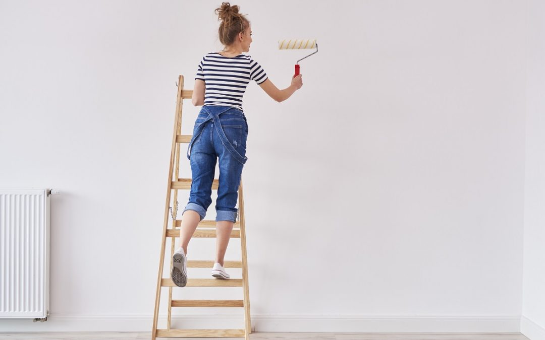 Tips for Maintaining Painted Walls