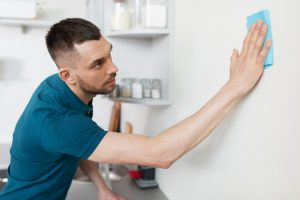 Cleaning Painted Walls