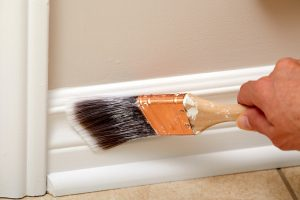 Painting White Trim