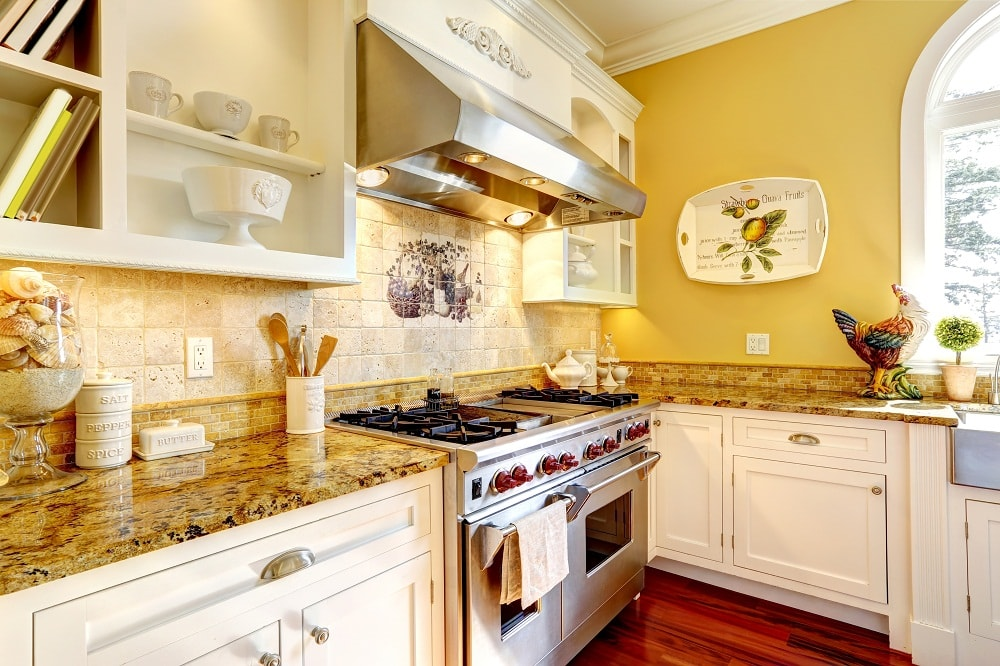 The Best Colors to Paint Your Kitchen