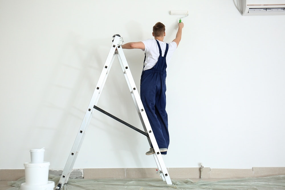 Interior Paint Projects in the Winter